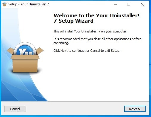 cài đặt your uninstaller pro 7.5 - 1