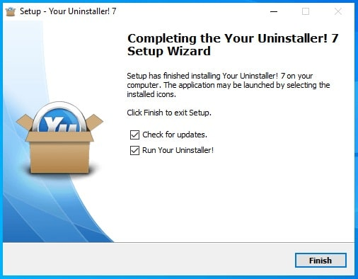 cài đặt your uninstaller pro 7.5 - 3